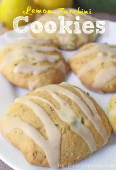 Desserts or Vegetables ?? This could go in either category. When I first saw this recipe, I was both intrigued and hopeful and I just knew I had to try it. These easy drop cookies are made with fresh shredded zucchini, lemon juice and crisp buttery base. This savory-sweet melding of flavors creates the most original- …