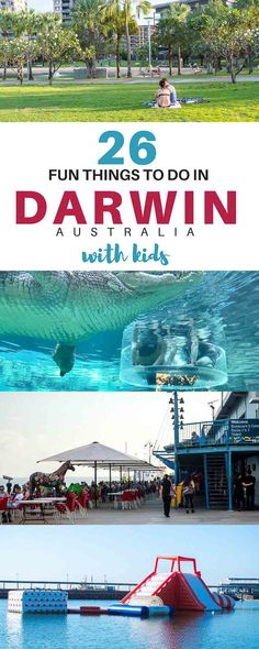 Best Things to do in Darwin Australia New Travel, Travel With Kids, Travel Oz, Cruise Travel, Travel Packing, Travel Couple, Family Travel, Big Family, Darwin Australia