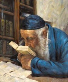 The Steipler Gaon Rav Yaakov Yisrael Kanievsky ztl Judaica Art Cultura Judaica, Arte Judaica, Jewish Art, Torah, Bible Art, State Art, Beautiful Paintings, Unique Art, Thing 1