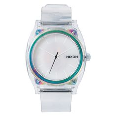 Time Teller P Translucent - Nixon - A119-1779