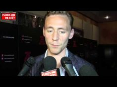 Tom Hiddleston Interview on Hamlet with Joss Whedon - YouTube