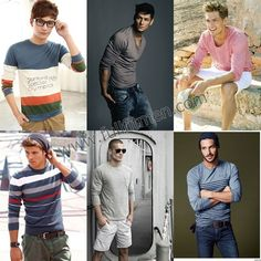 long sleeve t shirts for men  #mensfashion #fashion2016 #mensstyle #mensfashion2016 #fashion #menswear