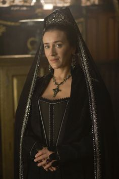 The Tudors - queen Catherine of Aragon - Periode Los Tudor, Tudor Era, Katharina Von Aragon, Tudor Series, Enrique Viii, The Tudors Tv Show, Disneysea Tokyo, Isabel I, Tudor Fashion