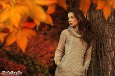 Young woman in a romantic autumn scenery by Konrad Bąk - Stock Photo Photography Themes, Autumn Photography, Floral Photography, Senior Photos Girls, Senior Girls, Modeling Fotografie, Fall Portraits, Photoshoot Themes, Autumn Scenes