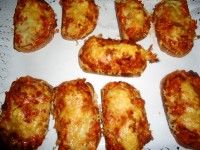 Receta de tostas de atun