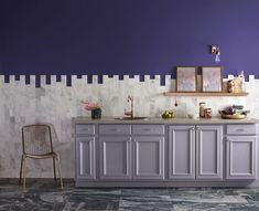 Ready for your next decorating project? This is where you can buy Pantone's Ultra Violet paint