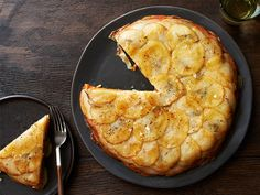 Two-Potatoes Anna Recipe : Food Network Kitchens : Food Network - FoodNetwork.com