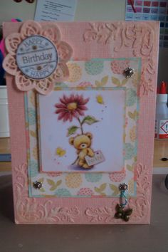 Nans Birthday Card