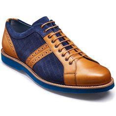 Barker Shoes Detroit - Two-Tone Sneaker