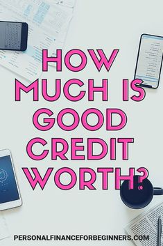 How much is good credit worth? If you want a good credit score, you can earn one without spending lots of money on credit repair. A good credit score can save you thousands of dollars, but you can improve your credit score for free! What Is Credit Score, Improve Your Credit Score, Credit Card Images, Credit Cards, Credit Card Transfer, Credit Bureaus, Hobbies That Make Money, Finance Tips, Scores