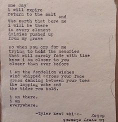 Tyler Kent White | Tumblr
