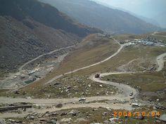 Road to Leh,  Himachal Pradesh, IN