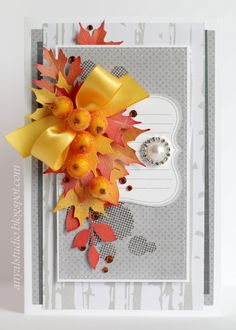 My creative corner: cards