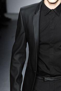 .I love black!