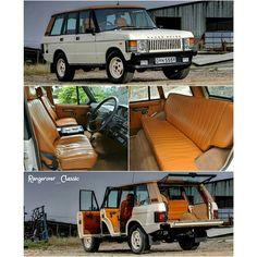 """Range Rover Monteverdi T#RangeRover #vogue #rangeroverclassic #rangeroverclassic2door #rangerover_classic #RangeRoverlove #Landrover #Landroverlove…"""