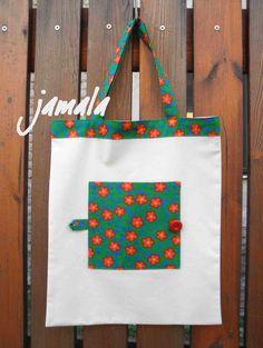 ~DÍLNA jamala~: června 2014 Reusable Tote Bags, Scrappy Quilts