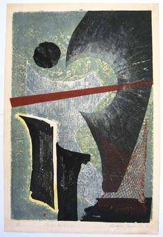 "Reika Iwami, In Japanese, 1960, ed. 1, 22.75"" x 34""950"