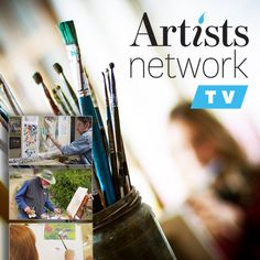 Free art video workshops from Artists Network TV Watercolor Artists, Watercolor Techniques, Watercolor Landscape, Painting Techniques, Landscape Paintings, Art Paintings, Watercolor Paintings, Watercolor Tips, Watercolor Flowers
