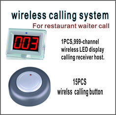 Cheap receiver, Buy Quality receiver wireless Directly from China Suppliers:Wireless Restaurant call system restaurant equipment including LED display receiver with 15 PCS calling button Amplitude Modulation, Call System, Restaurant Equipment, Led, Digital Alarm Clock, Channel, Display, Button, Apostrophe