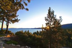 One of our favorite places, Lake Tahoe. -photo by Connie Scheer