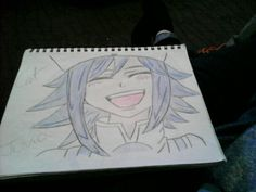 Another juvia drawing