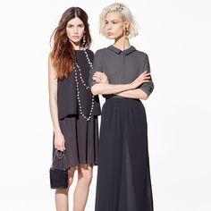 Fashion Lab Summer Collection. Dress 1499₽, skirt 1499₽, blouse 999₽. Летняя коллекция Fashion Lab. Платье 1499₽, юбка 1499₽, блузка 999₽. Уже в продаже.