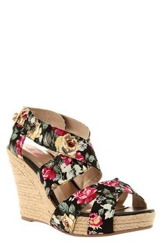 These shoes from Torrid are super cute!