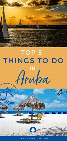 Best Excursions in Aruba | If you're dreaming of a Caribbean cruise vacation, make sure it includes a stop in Aruba. Here we share the 5 best things to do in this cruise port. While you can spend your day at the beach, you'll find there is plenty of adventure, history, culture and romance as well. Check it out and you'll be ready to book as soon as travel and cruising resumes! #Aruba #CaribbeanVacation #Excursions #CruiseVacation #CaribbeanCruise Aruba Cruise, Cruise Excursions, Cruise Destinations, Cruise Port, Cruise Travel, Cruise Vacation, Vacation Trips, Cruise Tips, Caribbean Vacations