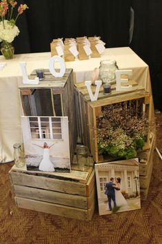 Celebrations Bridal Show Set Up