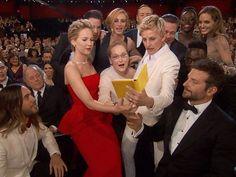 Lols: The celebrity-selfie book club meme.