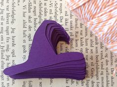 Halloween Witches hat Die cuts by StuckOnACloud on Etsy