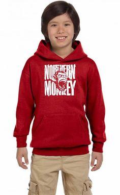 northern monkey Youth Hoodie