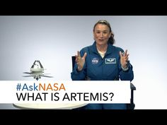 NASA astronaut Serena M. Auñón-Chancellor answers the question 'What is Artemis?' Comment on this video using with your questions for upcoming episo. Artemis, Space Launch System, Nasa Astronauts, International Space Station, To Infinity And Beyond, Space Travel, Science And Technology, Astronomy, Gemini