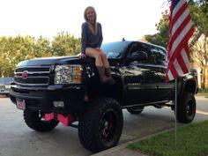 My baby!! Lifted 2013 Chevy Silverado