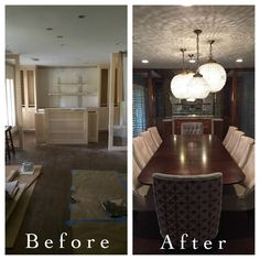 Ellis Bentley Homes – Dining Room Remodel