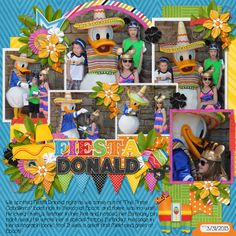 Fiesta Free With Purchase Kit for NSD by Connie Prince