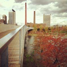 2.....Railroad Park Birmingham Alabama Usa