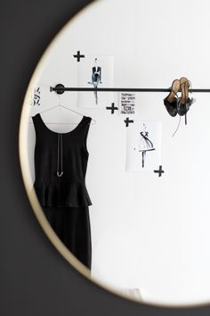 Stylizimo - Home. Decor. Inspiration. - Bedroom, clothing rack