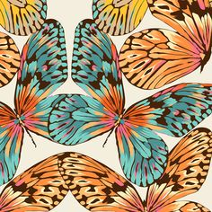 Farm Wallpaper, Pattern Wallpaper, Wallpaper Backgrounds, Laptop Wallpaper, Butterfly Wallpaper, Butterfly Art, Presentation Backgrounds, Apple Watch Wallpaper, Watercolor Painting Techniques