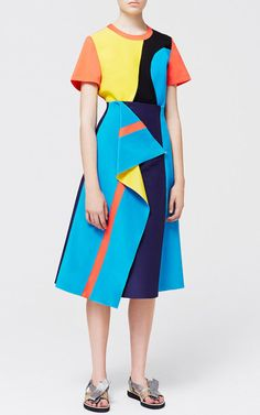 ROKSANDA Resort 2015 Trunkshow Look 14 on Moda Operandi