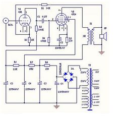 Details about + * 2 Stereo Amp Single end Class A Power Tube Amplifier Board PCB Beard beard Valve Amplifier, Audio Amplifier, Diy Electronics, Electronics Projects, Electrical Panel Wiring, Speaker Box Design, Electronic Schematics, Pcb Board, Circuit Diagram