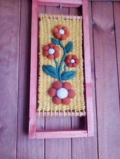 Jaco, Tapestry Weaving, Loom Beading, String Art, Wool Felt, Hand Weaving, Mandala, Knitting, Frame