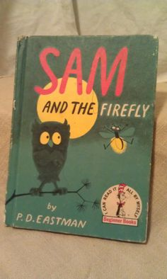 Vintage Children's Book  Sam and the Firefly by PD by Wulfmagick, $9.50