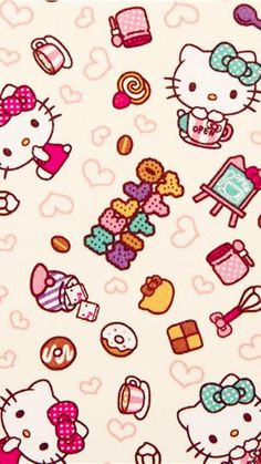 O Kittyo Kitty Backgroundso Kitty Wallpaper Sanrio Wallpaper O Kitty Pictures