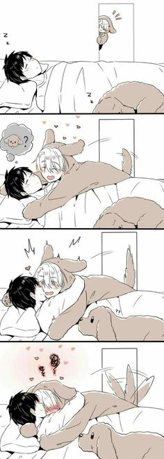 Victor is so adorable!!!!