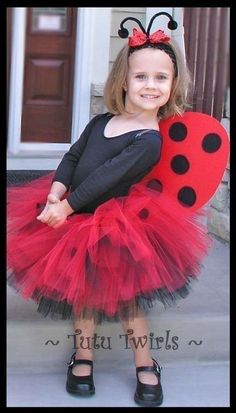 lady bug-Costume for Alli or Maggie?