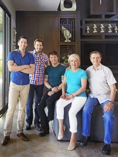A Family Home - The Property Brothers at Home on HGTV