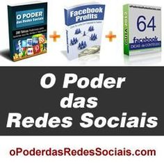 O PODER DAS REDES SOCIAIS  http://hotmart.net.br/show.html?a=F98226O
