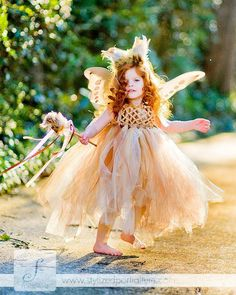 Pin for Later: 200+ Adorable Halloween Costumes For Your Trick-or-Treating Tot The Little Owl — a Fairy-Inspired Costume