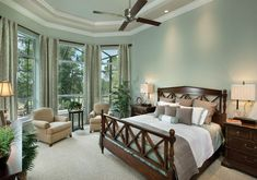 Lavish Master Bedroom Color Ideas With Green White Interior Used Traditional Decoration With With Modern And Awesome Master Bedroom Design Make You Inspired And Also Bring The New Ideas